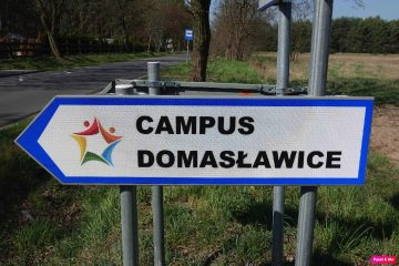 kemping Domaslawice