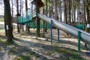 park linowy Campus Domasławice