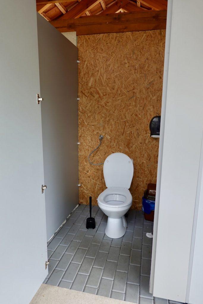 toalety Campus Domasławice